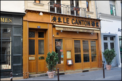 Le Canton via Parisdise